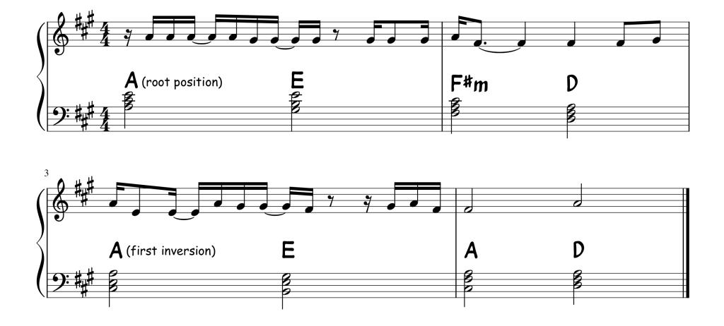 A Chord Piano