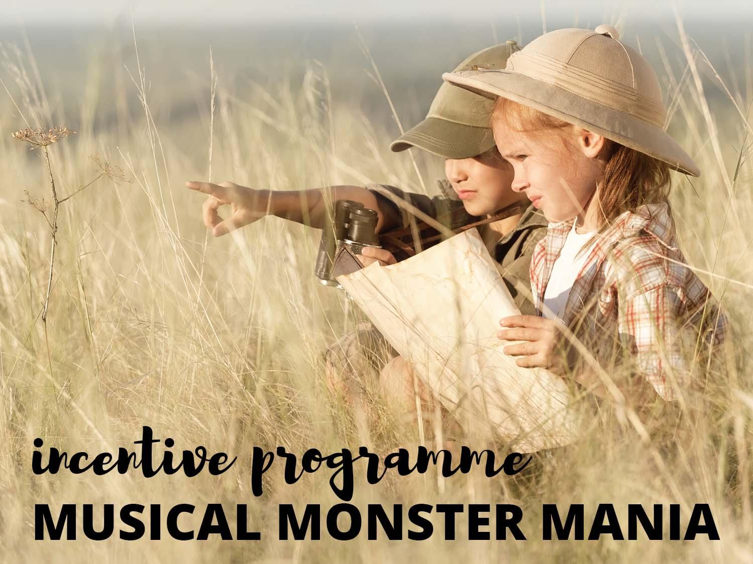 Musical Monster Mania