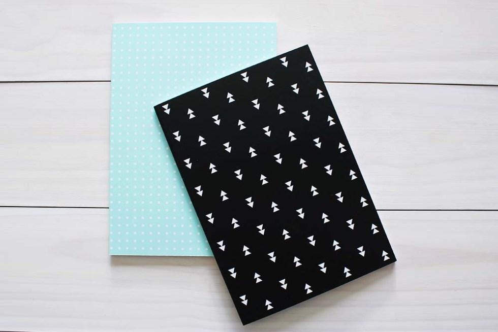 Practice Notebooks