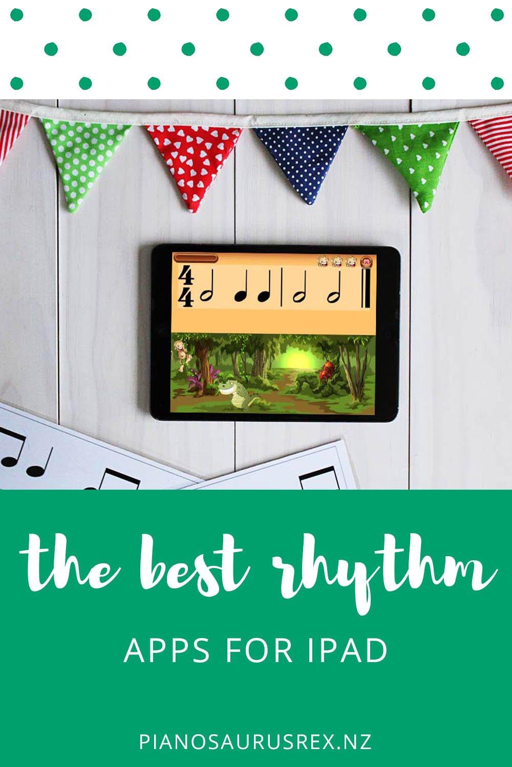 Best Rhythm Apps