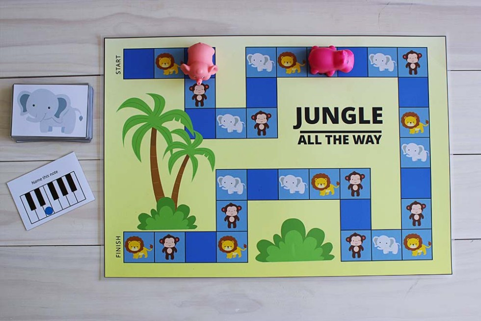 Jungle All the Way