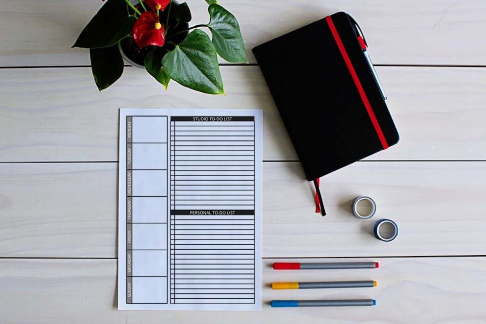 Planning Habits for Music Teachers