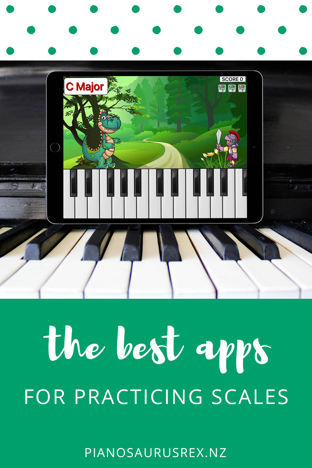Best Apps For Practicing Scales