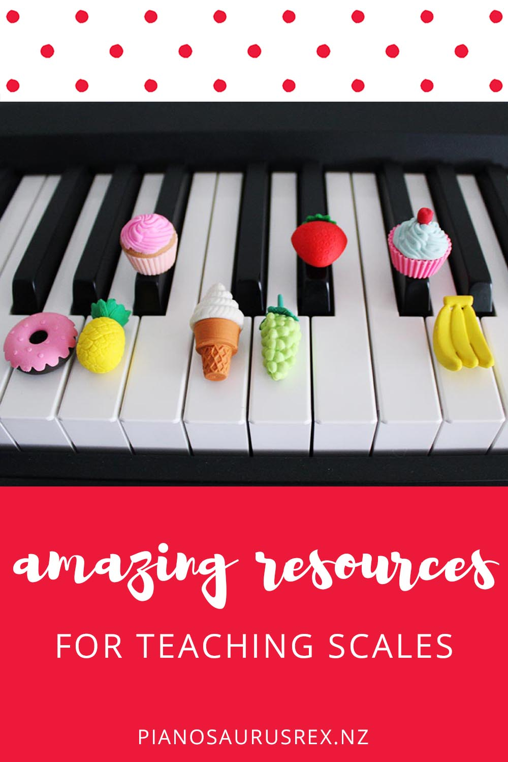 Amazing Resources For Teaching Scales