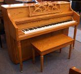 """Kohler Campbell 43"""" Honey Oak Studio"""