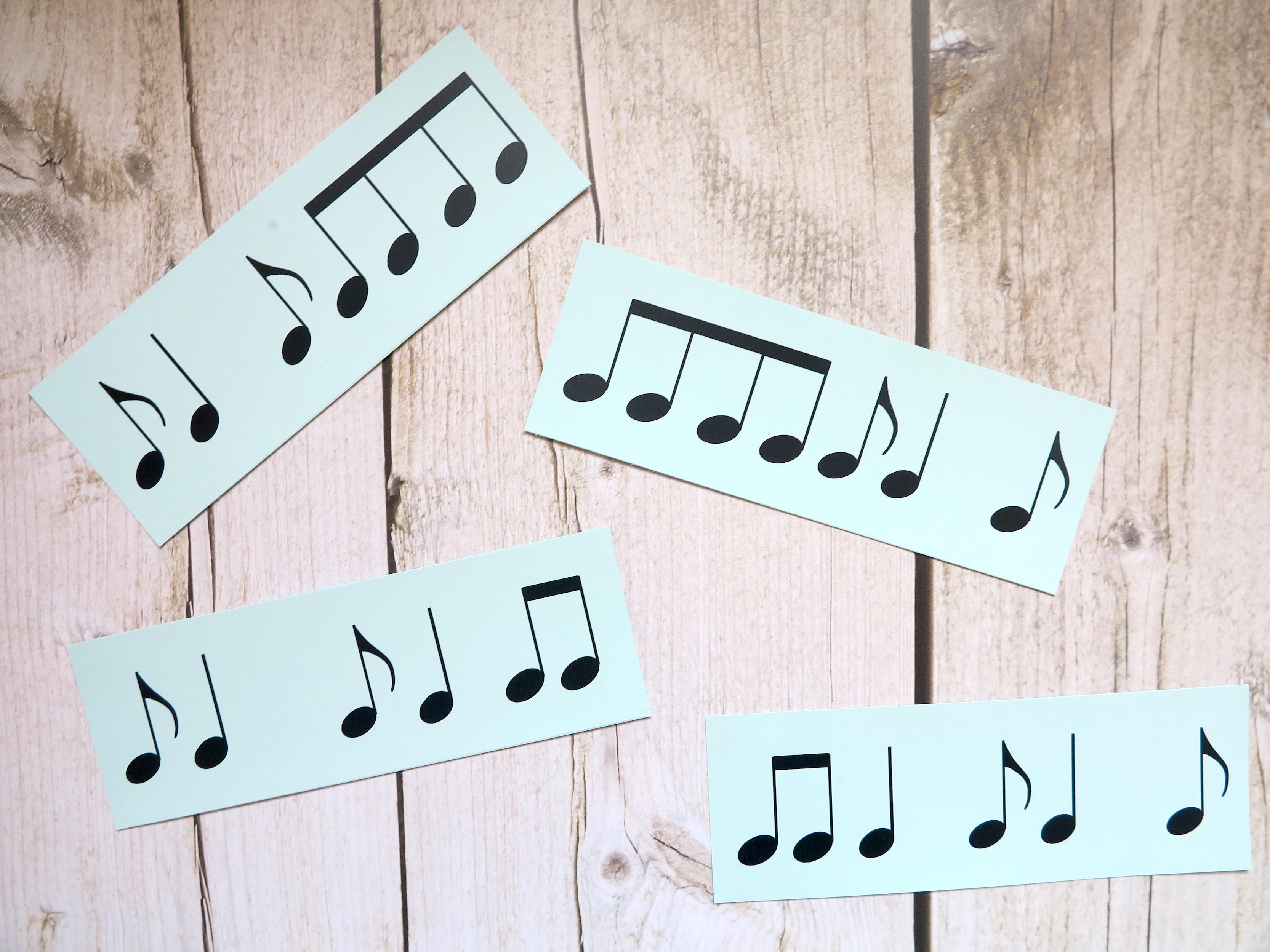 Unit D2 Rhythm Piano Tracks Project