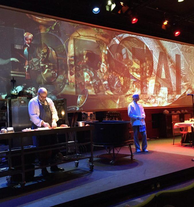 KOM-teatteri Antto Melasniemi
