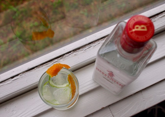 beefeater gin & tonic