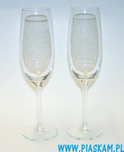 kieliszki do szampana + dowolny grawer