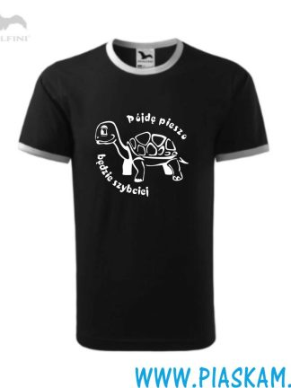koszulka żółw