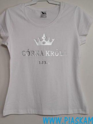 koszulka córka króla