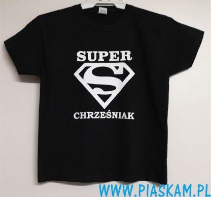 koszulka super chrześniaka