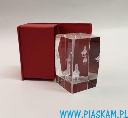 statuetka drawer 3d gołąbie etui
