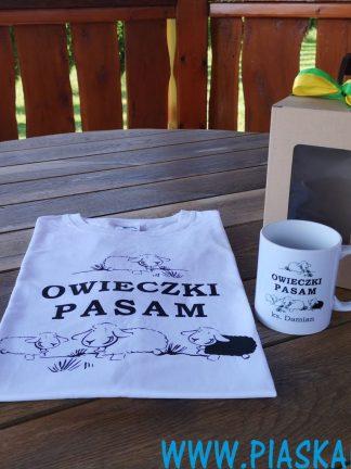 koszulka kubek owieczki pasam