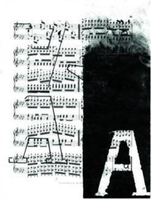Pia Sommer - Dibujos Partiturales 12
