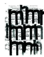 Pia Sommer - Dibujos Partiturales 40