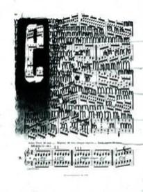 Pia Sommer - Dibujos Partiturales 7