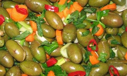 Olive Condite
