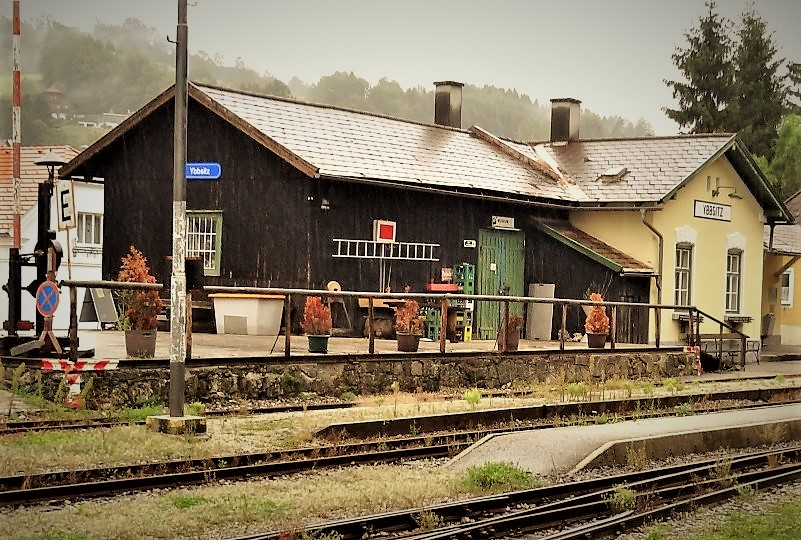 Bahnhof Ybbsitz denkmalgeschützt