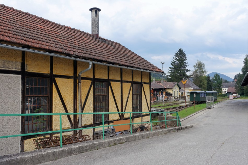 Heizhaus Ybbsitz
