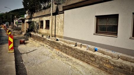 Baustelle Mühlstrasse 2