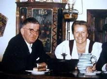 Dr. Figl mit Piaty Torte