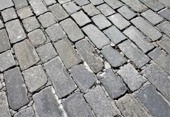 Pflaster kaputt Untere stadt 5.9.2018
