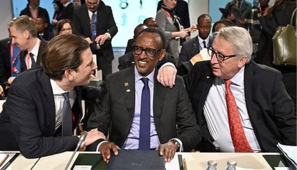 Afrika Konvent Kurz Junkher