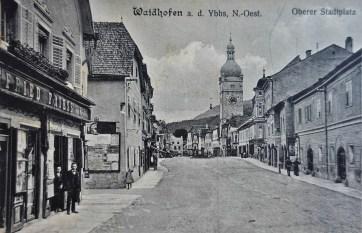 Friess Häuser bis 1914