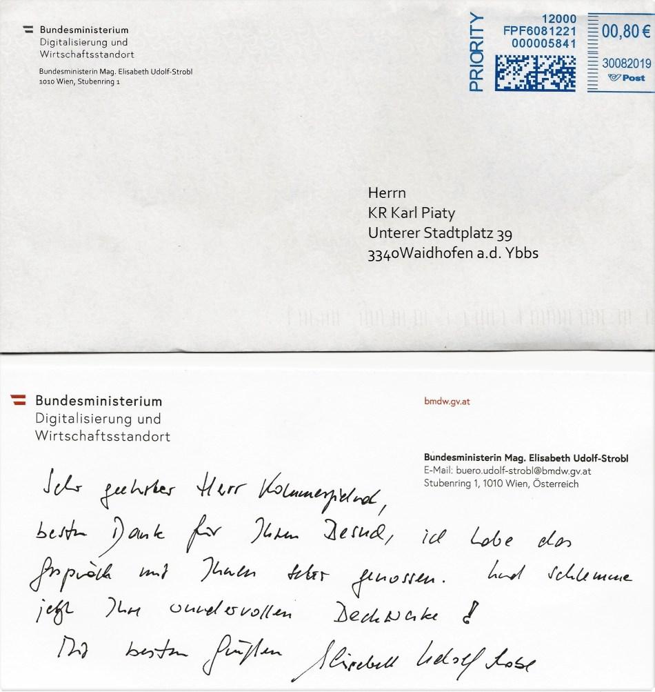 Udolf Strobl Ministerin (3)