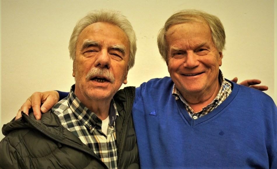 Bruno Aigner und Karl Piaty sen.