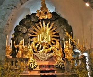 Heiliges Grab Waidhofen - zu besuchen nur Karfreitag und Karsamstag (2)