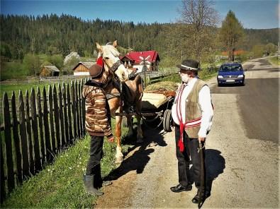 marko Rumänien mit Pferd (2)