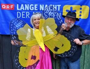 Renate und Marko Lange Nacht der Museeen ORF