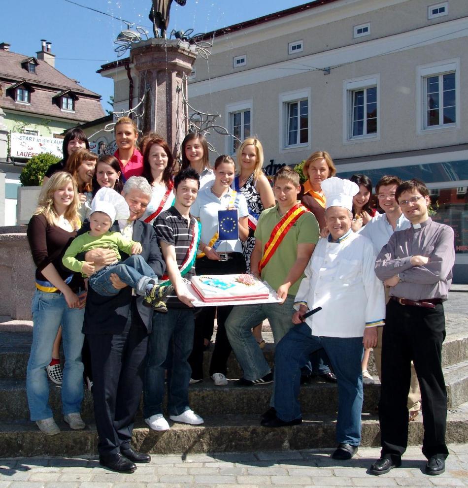 Europatorte in Waidhofen
