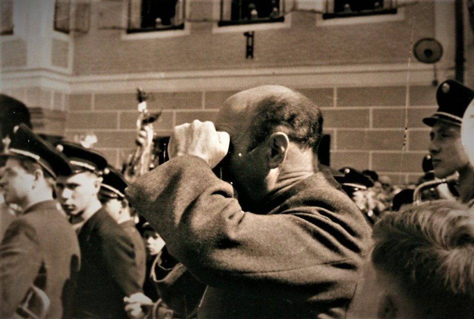 Piaty Karl geb. 1910 filmt