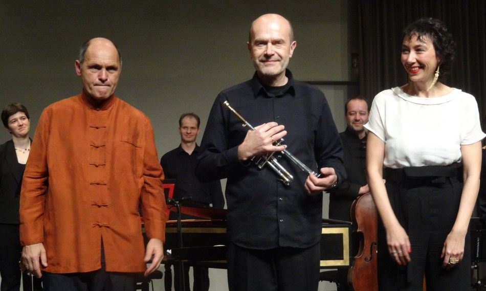 Sobotka Strauss auf Bühne Abschied