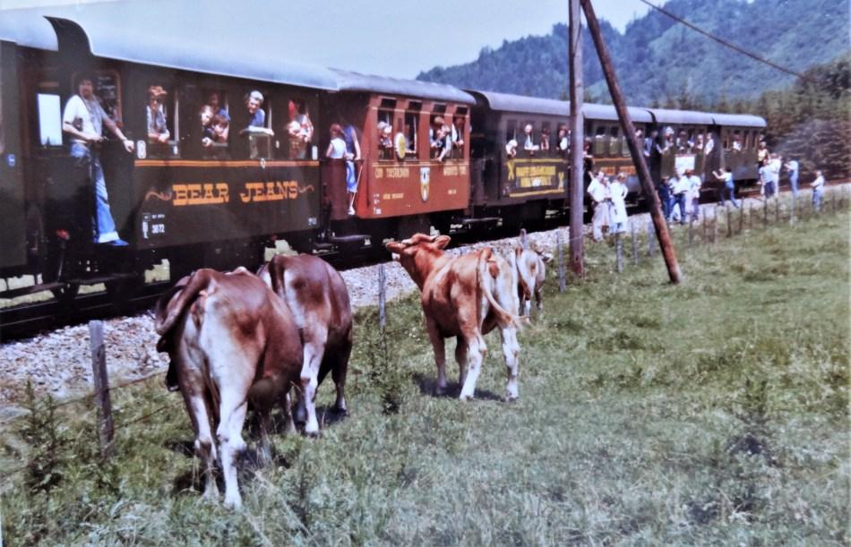Ybbstalbahn Foto Karl Piaty 1