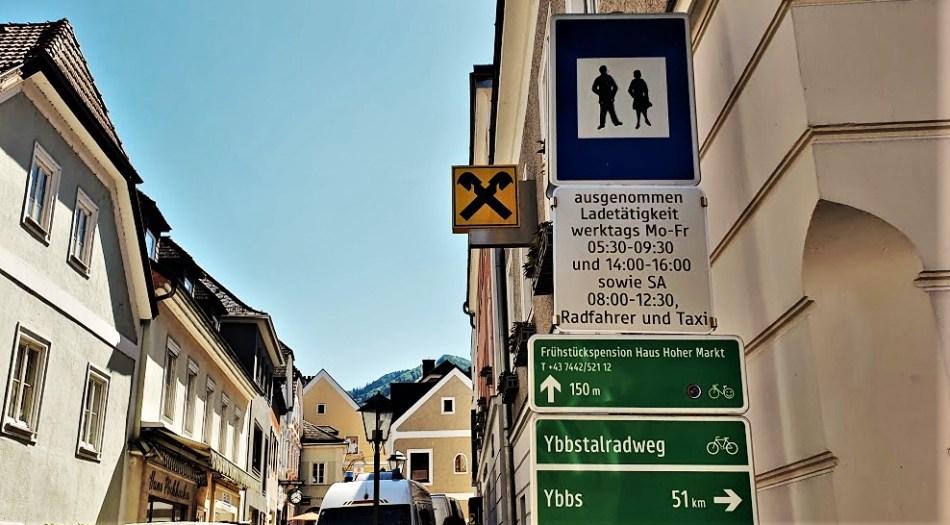 FUZO Waidhofen Zufahrgenehmigung