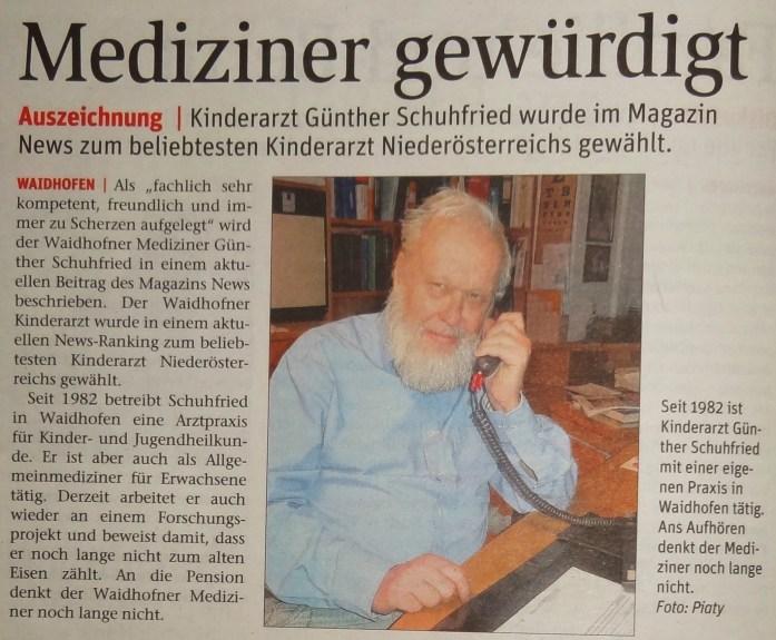 NÖN 10.2.2015 Schuhfried NEWS (2)