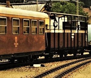 Aussichtswagen Mariazellerbahn