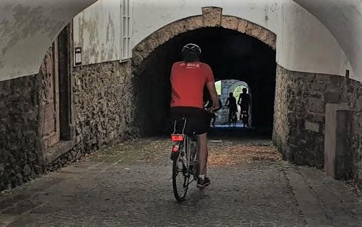 Radfahren im Pfarrgasserl
