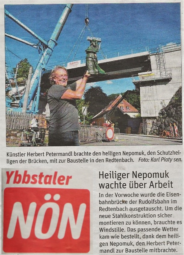 Petermandl NÖN Brücke LOGO