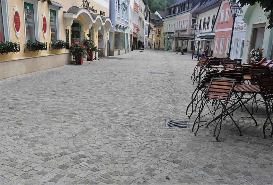 Pflaster Hoher Markt
