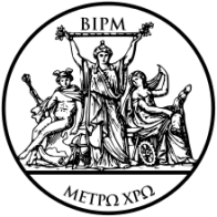 Seal of the International Bureau of Weights and Measures (BIPM)
