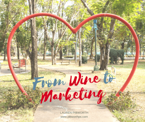The Journey from Wine to Marketing