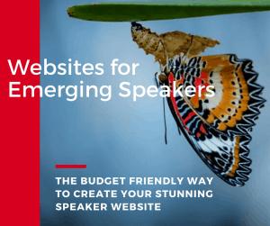 Emerging Speakers Websites