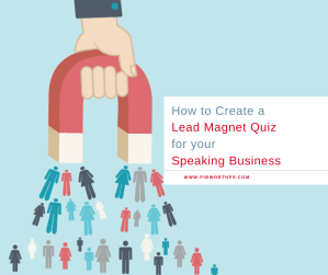 How to Create your Lead Magnet Quiz -part 1