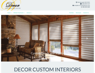 Custom Blinds And Shades