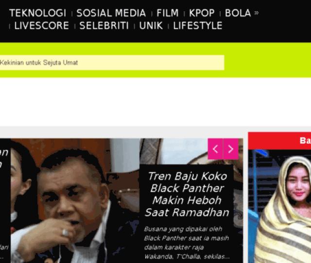 Access Hiburan Sidomi Com Sidomi News Terkini Berita Terbaru
